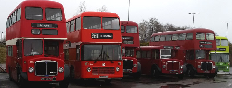 Welcome to Swansea Bus Museum